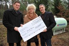 Nancy Pharao, Gewinnerin Heizungs-Horror Picture Show 2014, 5.000 Euro, Siegerin, Heidenreich